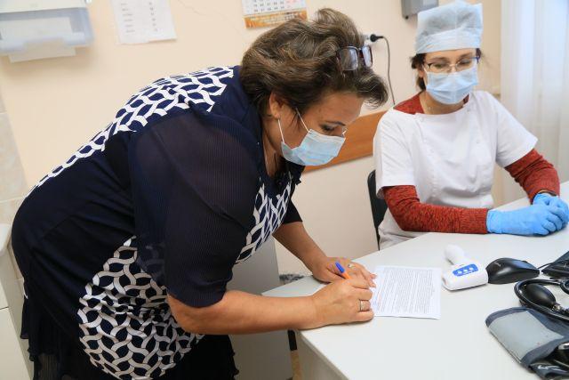 В республике растёт количество больных коронавирусом.