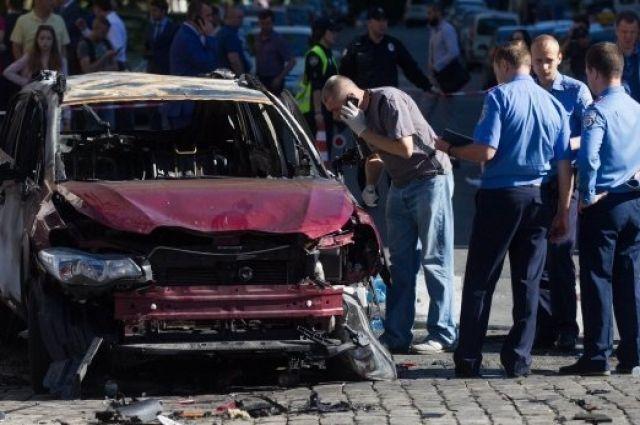 Прокуратура огласила обвинительный акт в деле Шеремета