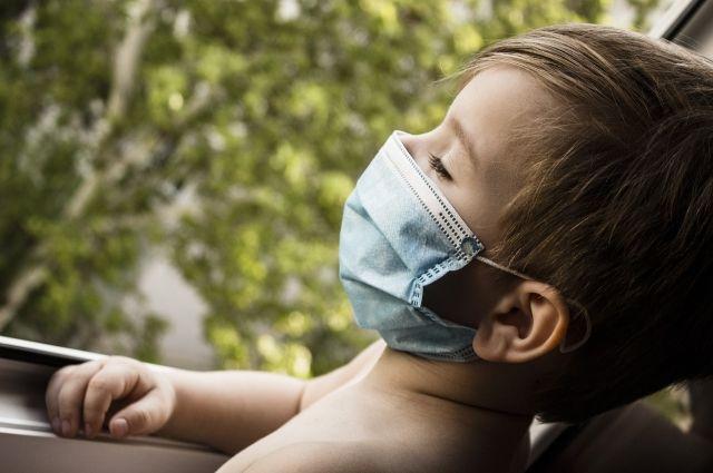 В Тюменской области за сутки коронавирусом заболели шестеро детей