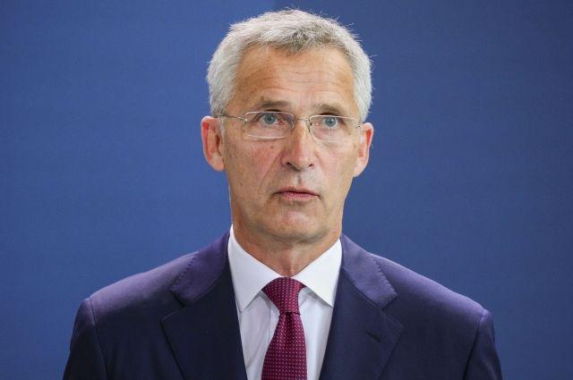 Генсек НАТО призвал Грузию активнее готовиться к вступлению в альянс