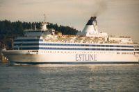 Паром «Эстония».