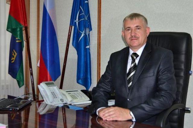 Главой Ялуторовского района избран Андрей Гильгенберг