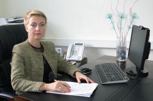 Ирину Тюрину сняли с должности замглавы департамента муниципального имущества.