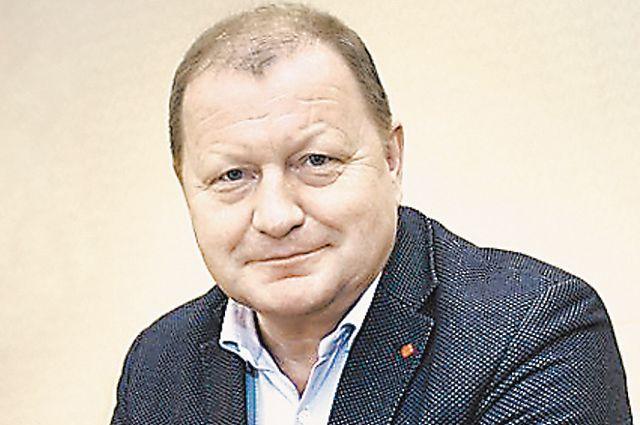 Павел Меркулов, ректор орловского филиала РАНХиГС, доктор исторических наук, профессор.