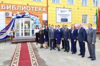 В Ишиме открыли первую в Тюменской области модельную библиотеку