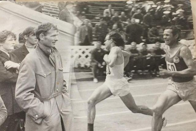 Нестеренко и его ученик Алексей Жиробок – победитель в беге на 5 тысяч метров на чемпионате Сибири и ДВ.