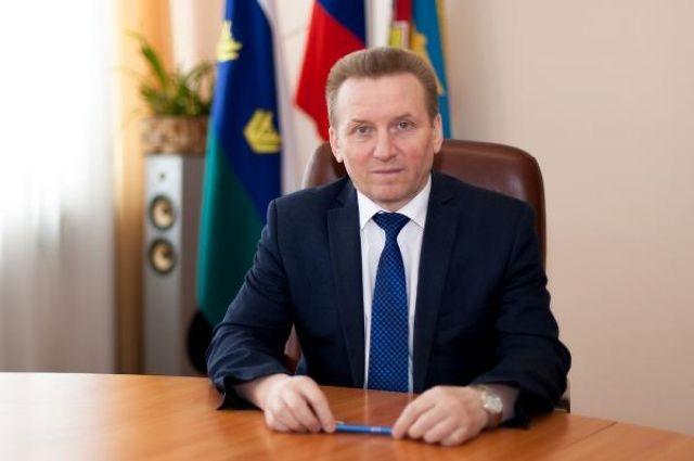 Главой Упоровского муниципального района избран Леонид Сауков