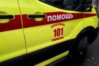 При пожаре в частном доме в Тюмени погиб ребенок