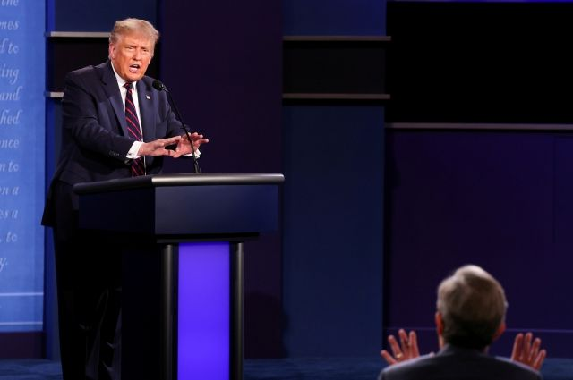 Трамп отказался гарантировать мирную передачу власти после выборов