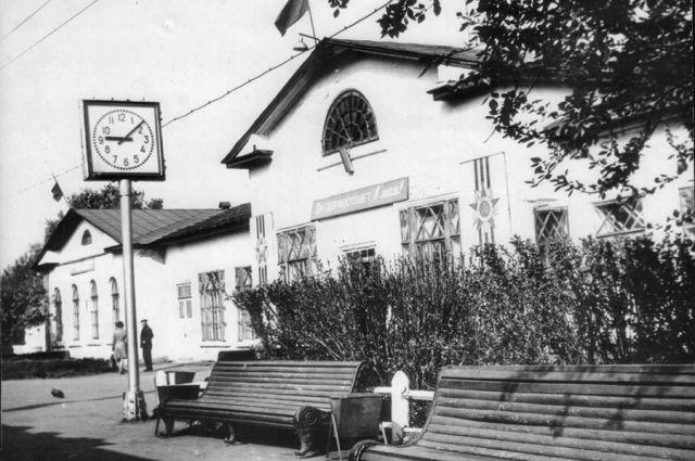 История Шахуньи начиналась с железнодорожной станции.