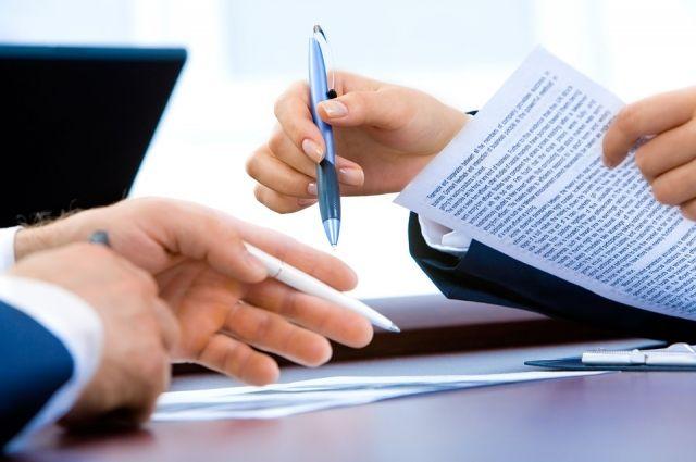 Начальник департамента градостроительства и земельных отношений Оренбурга заплатит штраф за неоплату исполненных по контактам работ.