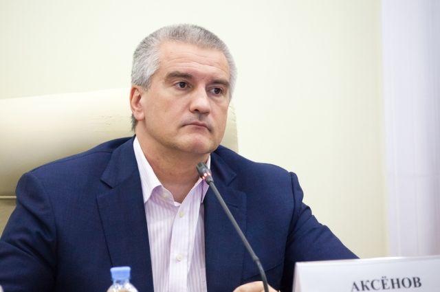 Аксенов подписал заявление об увольнении министра транспорта Крыма