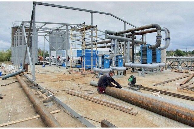 Новая котельная обеспечит теплом и горячей водой тысячи жителей Фокинского района.
