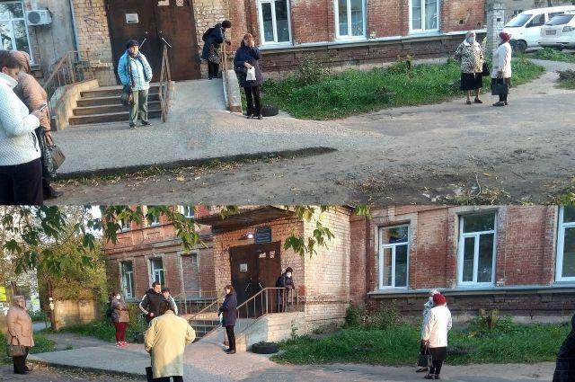 Местные жители жалуются на работу и внешний вид Кимрской ЦРБ