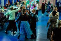 Танцевальный клуб пенсионеров «Добрые встречи» существует уже 45 лет