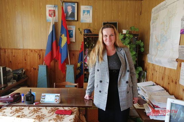 Марина Удгодская.