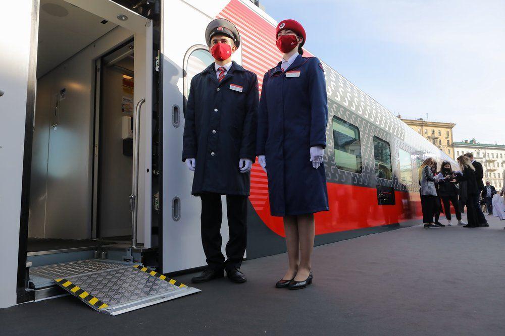 Новый плацкартный вагон выполнен в так называемом габарите «Т».