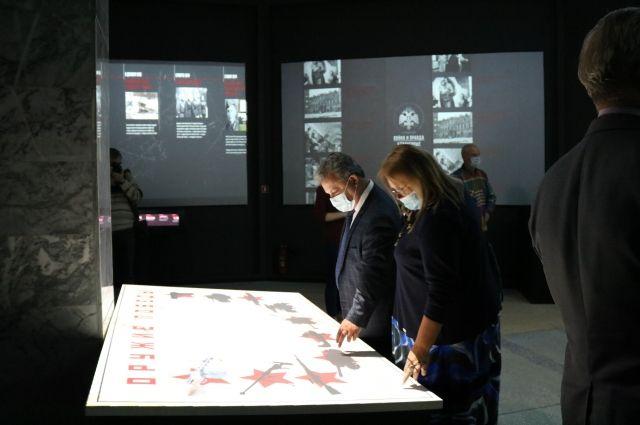Мультимедийная выставка с участием 23 регионов проходит в России впервые.