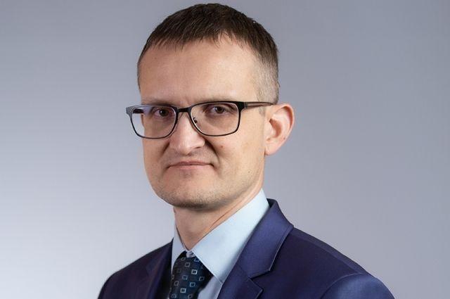 Алексей Кумарьков, врио Министра природных ресурсов и экологии Камчатского края