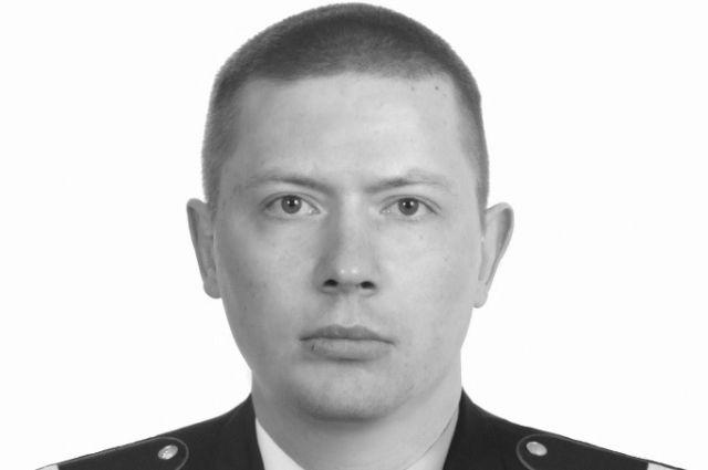 Семье Александра Пальшина, погибшего при выполнении служебного долга, будет оказана вся необходимая помощь.