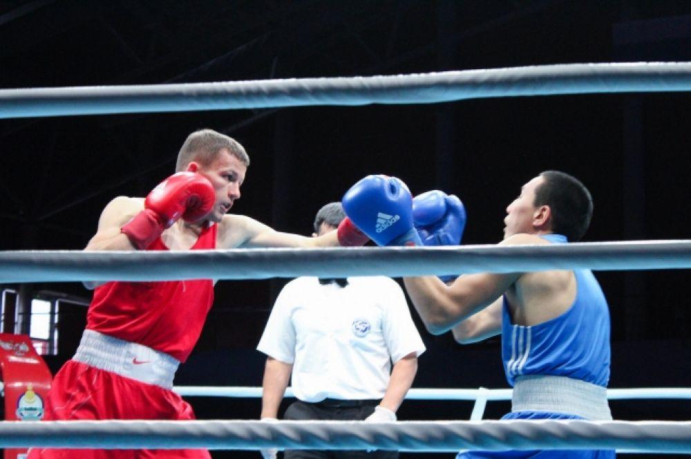 Улан-Удэ встретил лучших спортсменов ДФО по боксу.