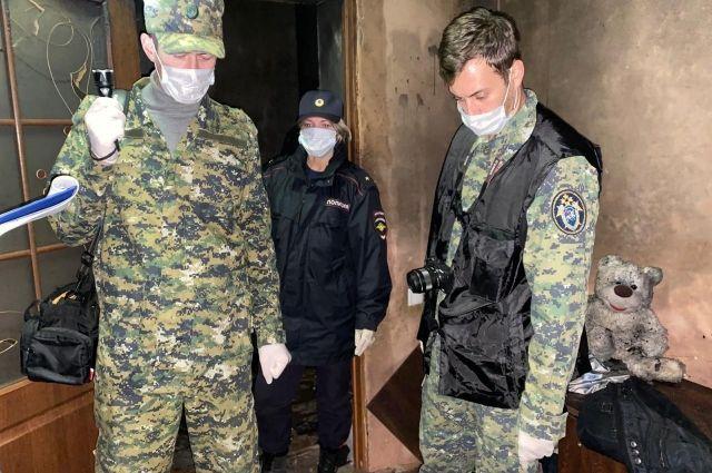 В Крыму при пожаре в частном доме погибли мужчина и двое детей