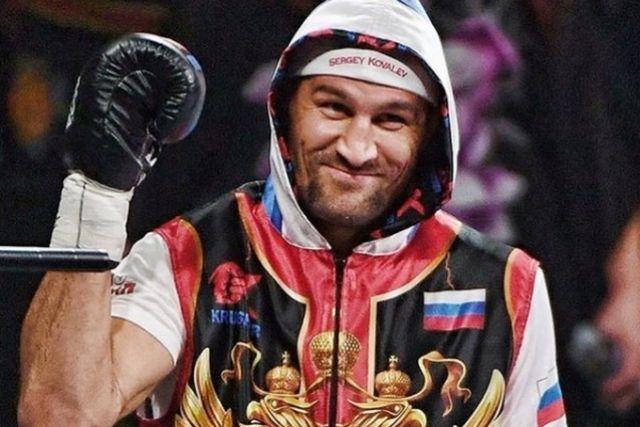 Сейчас в карьере Ковалева наступила пауза из-за ковидных ограничений