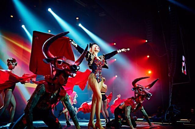 Полиция открыла уголовное дело из-за концерта Оли Поляковой в Харькове