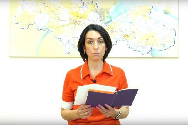 Татьяна Савинова обратилась к блогерам с просьбой не травить главных врачей.