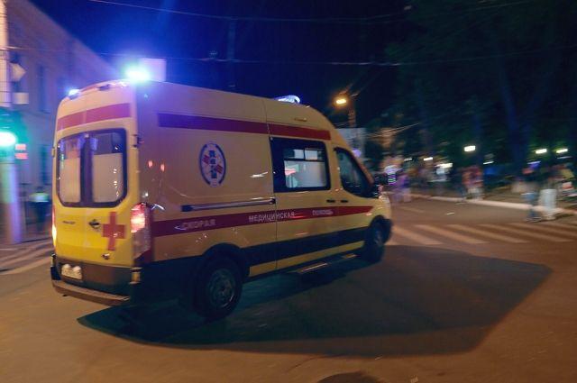 ДТП произошло в 22:30 на Чуртанском шоссе.