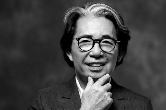 Японский модельер Кензо Такада скончался от коронавируса