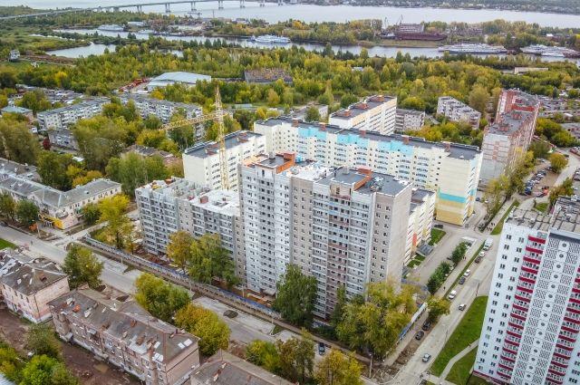 Дом на Ушакова,15.