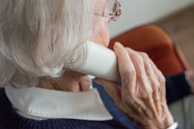 В Оренбургской области для пенсионеров на самоизоляции работает «горячая линия» помощи.