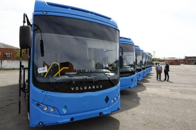 По итогам торгов «Питеравто» должен вывести на городские маршруты в Новокузнецке 280 новых автобусов.