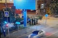 Тюменцы, сломавшие клен ясенелистный, попали на камеру