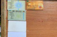 В Одессе гражданин ЮАР продавал поддельные водительские удостоверения