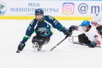 Открытый международный турнир по следж-хоккею «Кубок Югры»