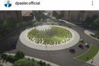 В Оренбурге представили возможный проект оформления дорожных развязок в центре города.