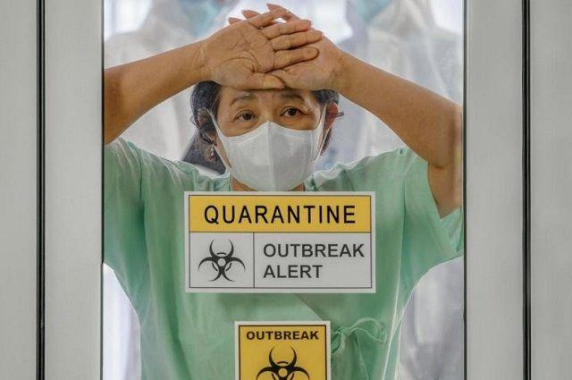 На Казахстан опять накатывает информационная волна о росте числа заболевших коронавирусом.