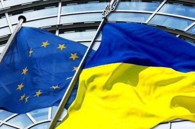 Шмыгаль: Украина подписала с ЕС соглашения на 390 млн евро