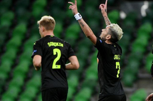 «Краснодар» далеко не новичок в еврокубках, много лет достойно выступал в Лиге Европы.