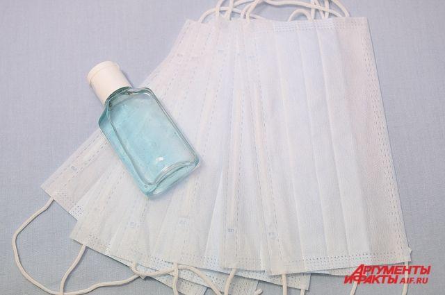 Раковина для мытья рук не была оборудована антисептиком