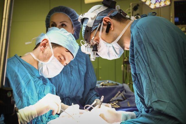 Пересадка донорских органов стала обычным делом в регионе