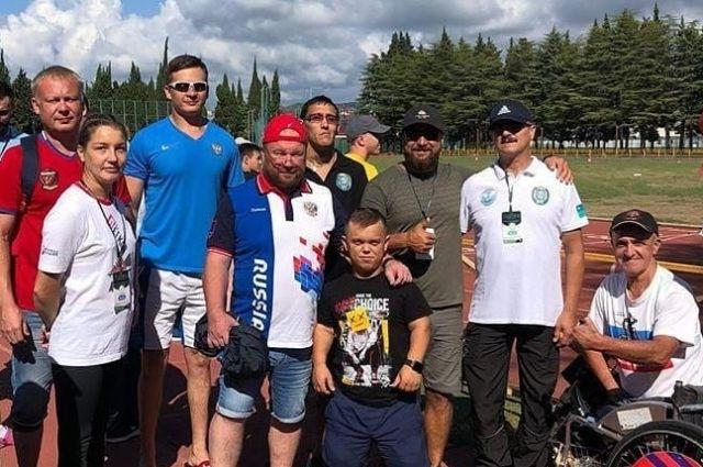 Югру на чемпионате представляют 27 спортсменов