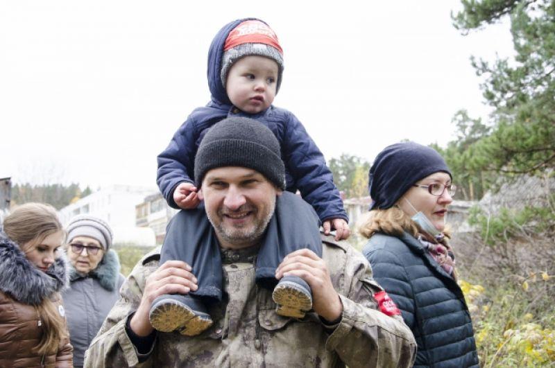 Организатор проекта «Своя дорога» Дмитрий Буцик.