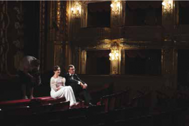 Красная дорожка в online: как прошел 11-й Одесский кинофестиваль