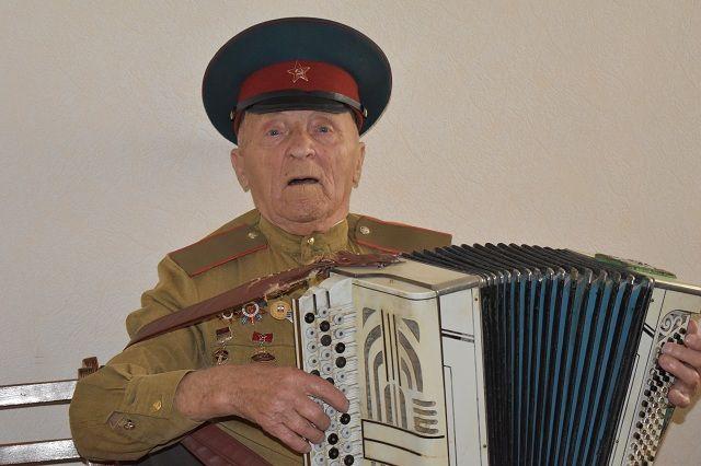 Ивану Филипповичу 94 года