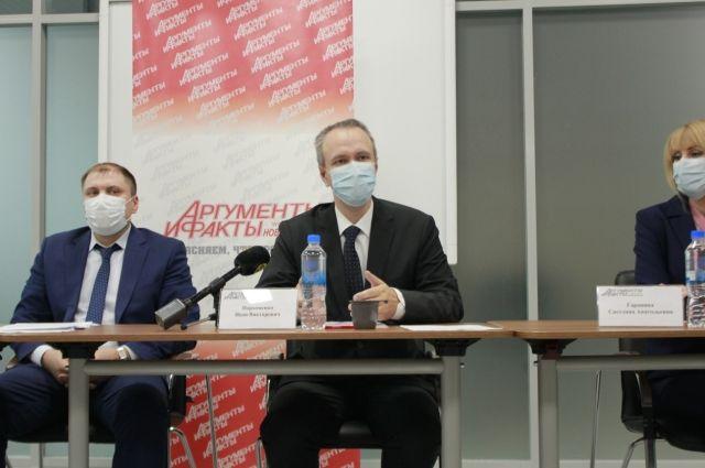 «Наша главная задача – не оштрафовать, не наказать людей, а навести порядок в земельных отношениях» — отметил Иван Пархоменко.