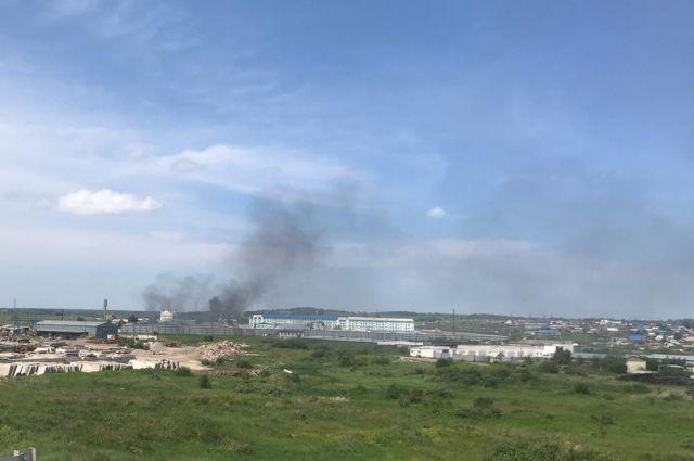 Концентрация пыли в районе села Старцева превышает норму в 4,5 раза.