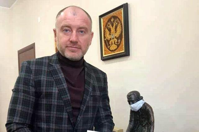 Мэра Янтарного обвинили в сокрытии доходов